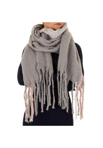 HOLALA Damen Schal von Holala Gr. One Size - gray