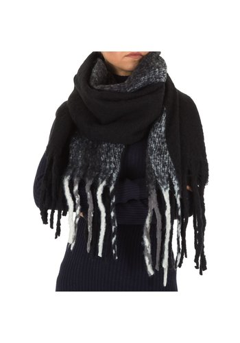 HOLALA Damen Schal von Holala Gr. One Size - black