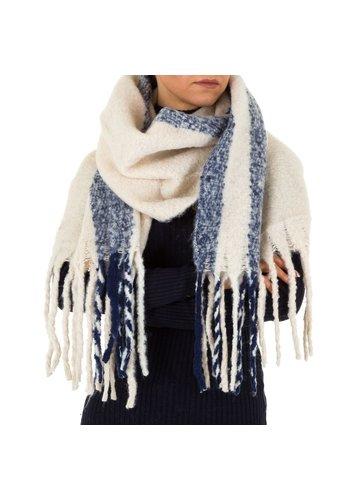 HOLALA Damen Schal von Holala Gr. One Size - beige