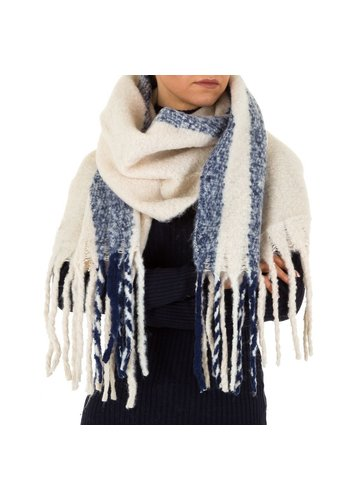 Neckermann Damen Schal von Holala Gr. One Size - beige