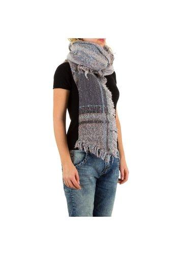 Neckermann Damen Schal von Best Fashion Gr. one size - grey