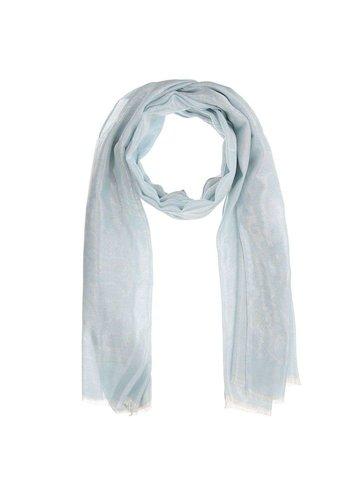 Neckermann Damen Schal von Best Fashion Gr. one size - L.blue