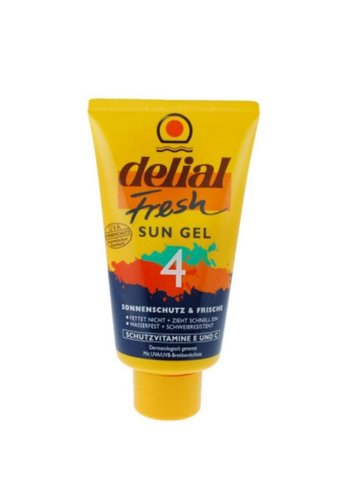 Garnier Crème solaire - gel solaire frais - SPF 4 - 150 ml