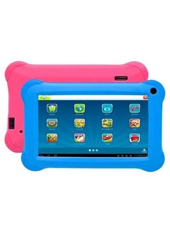 Denver Electronics kinder tablet BLUE/PINK 7 inch met KIDO'Z software, 8GB