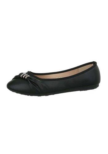 Neckermann Damesballerina's - zwart