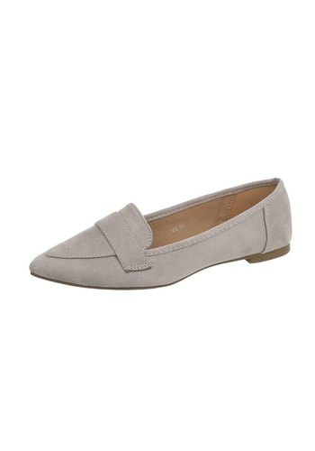 Neckermann Damen Ballerinas - grey