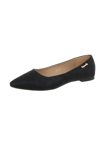 Neckermann Damen Ballerinas - black