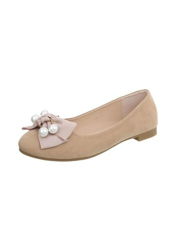 Neckermann Damen Ballerinas - nude