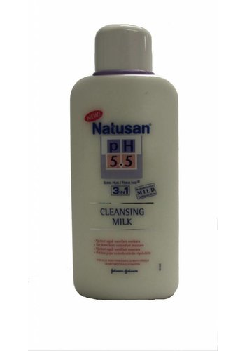 Neckermann Reinigingsmelk - 3in1 - 200ml
