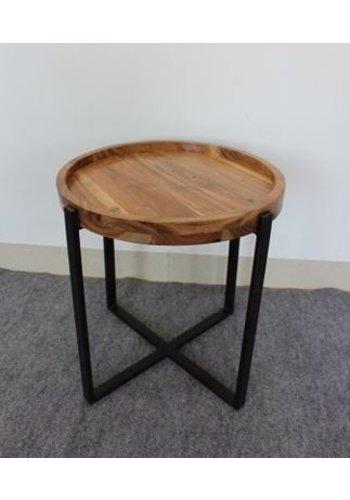 Neckermann Table d'appoint - 45x60x60 cm - Copy