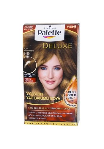 Schwarzkopf Haarfärbemittel - Oleo Gold