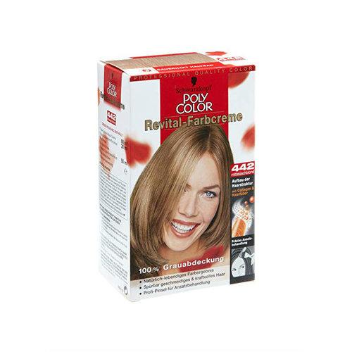 Schwarzkopf Teinture pour les cheveux - Crème couleur revital - Blond moyen cendré