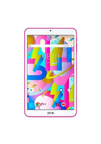 SPC Tablette LIGHTYEAR 8 ″ Rosa Quad Core 2 Go de RAM 16 Go
