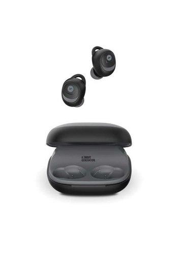 SPC Ecouteurs intra-auriculaires Ebon Bluetooth 5.0 Noir