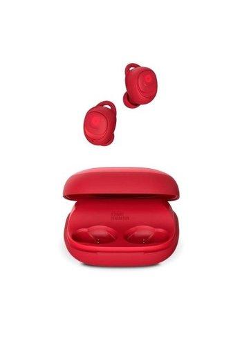 SPC In-Ear-Ohrhörer Ebon Bluetooth 5.0 Rot