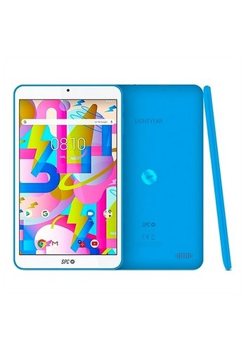 SPC Tablet  LIGHTYEAR  8″ Blauw Quad Core 2 GB RAM 16 GB
