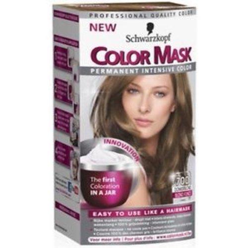 Schwarzkopf Masque de couleur - 700 - blond foncé