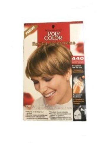 Schwarzkopf Haarkleuring Revital 440 middenblond