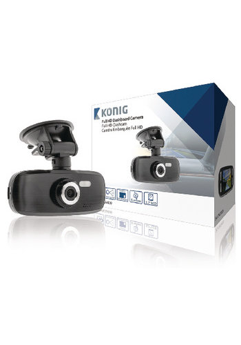 "KONIG 2.7 "" Dashboard-Camera 1920x1080"
