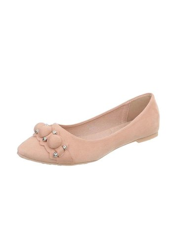 Neckermann Dames Ballerina's - roze