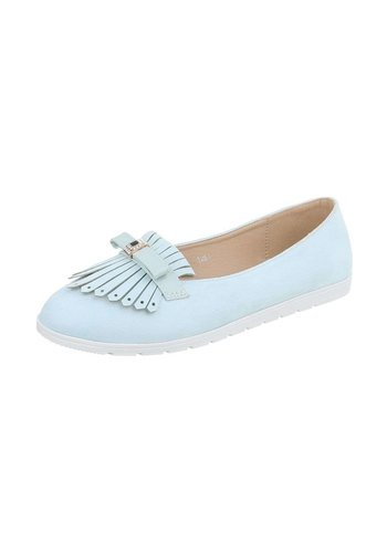 Neckermann Damen Ballerinas - blue