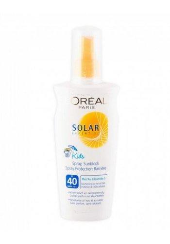 L'Oréal Paris Expertise solaire - Protection contre les projections - SPF 40