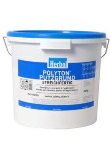 Herbol Gipsprimer voor binnen en buiten - 20 kg