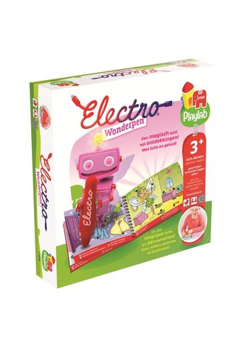 Jumbo Electro Wonderpen Mädchen