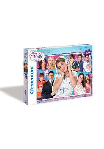 Disney Puzzle - Violetta - 500 pièces