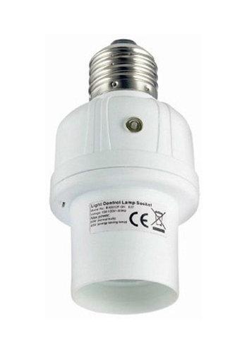 Neo Tronic Douille de lampe, capteur approprié (clair / foncé)
