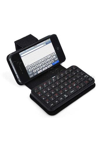 Neckermann Mini-Bluetooth-Tastatur für iPhone 4.0