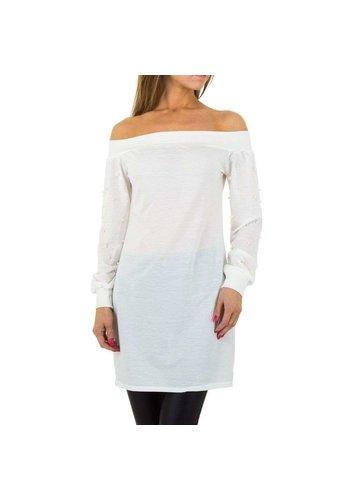 Neckermann Damen Tunika von JCL - white