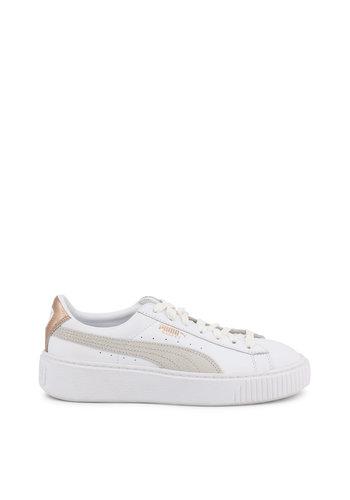 Puma Baskets - blanc - PLATFORM_366814