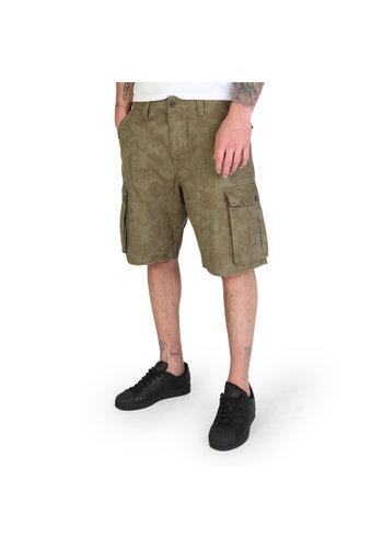 Rifle Shorts grün - 53811_UD80R