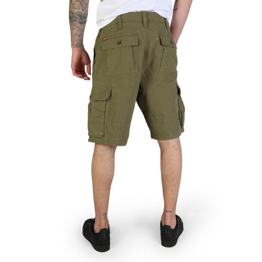 Shorts - grün - 53811_UA90R