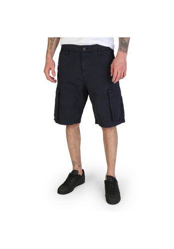 Rifle Shorts - schwarz - 53811_UA90R