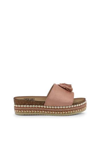 Xti sandale - marron - xti64348