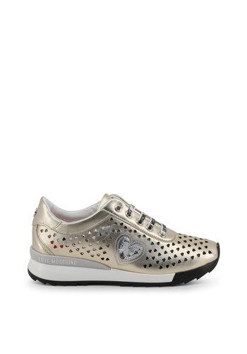 Love Moschino Sneakers - gold - JA15082G17IC