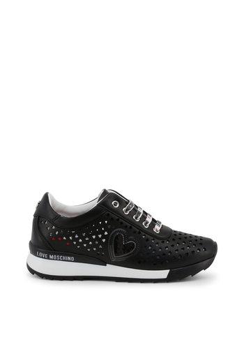 Love Moschino Sneakers -  zwart - JA15082G17IA