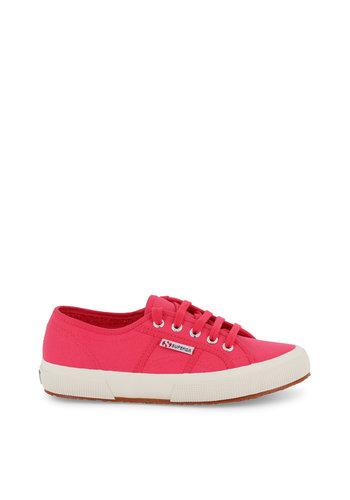 Superga sneakers - rood - 2750-COTU-CLASSIC