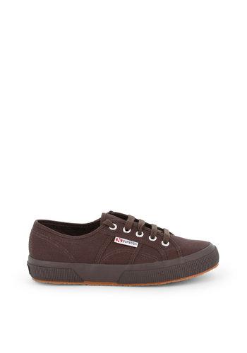 Superga Sneakers - chocolade bruin - 2750-COTU-CLASSIC