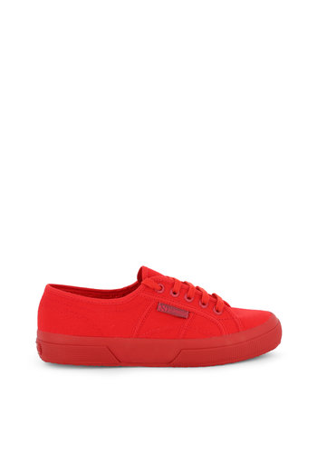 Superga Les baskets -red - 2750-COTU-CLASSIC