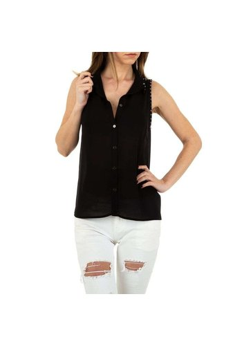 MC LORENE Dames blouse  MC Lorene - black