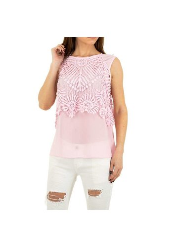 MC LORENE dames blouse MC Lorene  rose