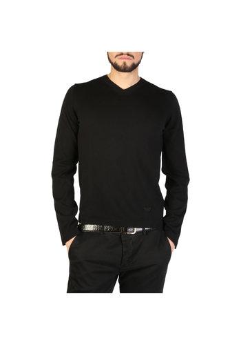 Emporio Armani trui - zwart -  01M67M_0102M