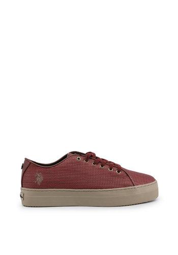 U.S. Polo Assn. Sneakers - bordeaux - TRIXY4139W8