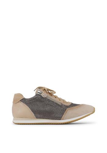 Arnaldo Toscani Sneakers -lichtbruin -1099915