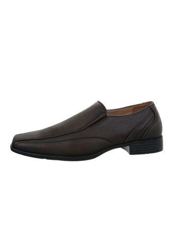 Neckermann heren schoenen bruin J56-2