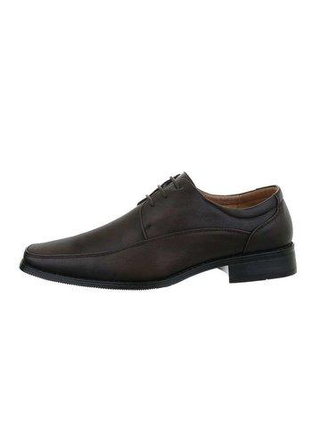 Neckermann chaussures homme marron J31-2