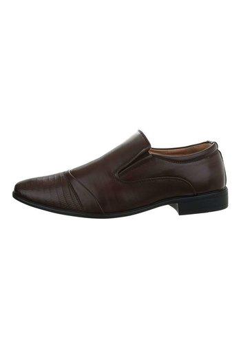 Neckermann heren schoenen bruin 0160-2